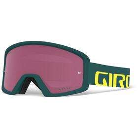 Giro Tazz MTB Goggles true spruce/citron/vivid trail/clear
